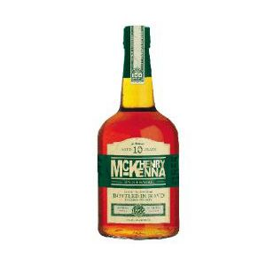 Henry McKenna Single Barrel Bourbon 10 Year